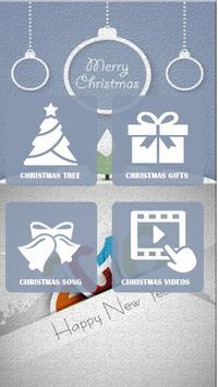 Christmas 2017 holidays poster