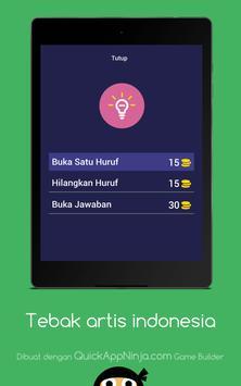 Tebak Artis Indonesia screenshot 13