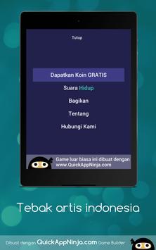 Tebak Artis Indonesia screenshot 14