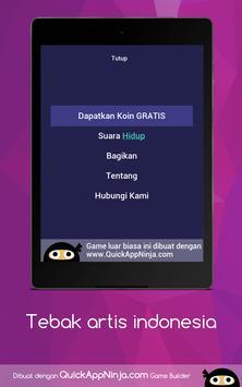 Tebak Artis Indonesia screenshot 21