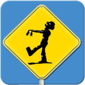 Zombie Cross'in Road icon
