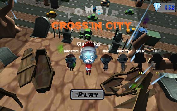 Zombie Cross'in Road screenshot 10