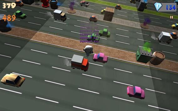 Zombie Cross'in Road screenshot 11