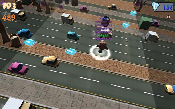 Zombie Cross'in Road screenshot 13