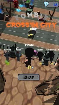 Zombie Cross'in Road screenshot 6