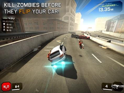 Zombie Highway 2 apk screenshot