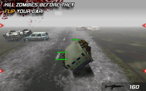 Zombie Highway screenshot 1