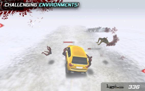 Zombie Highway screenshot 3