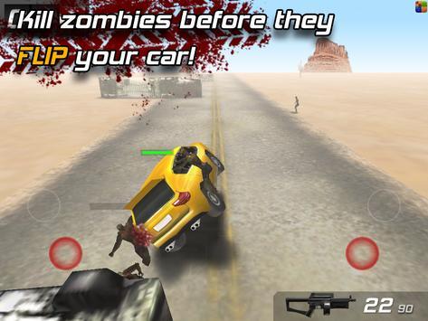 Zombie Highway screenshot 9