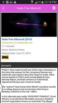 Radio Free Albemuth apk screenshot