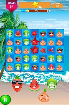 Fruits Line apk screenshot