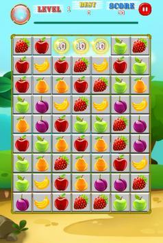 Sweet Fruit Match screenshot 6