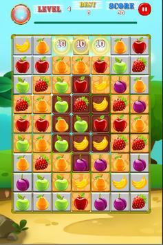 Sweet Fruit Match screenshot 9
