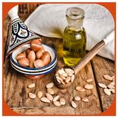 avantages huile d argan icon