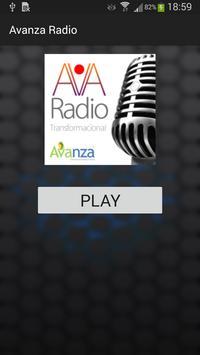 Avanza Radio poster