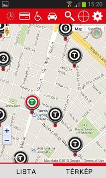 TrafikRadar.hu apk screenshot