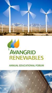 Avangrid Renewables poster