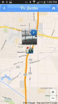 Pic Locator apk screenshot