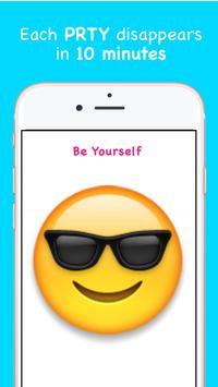 PRTY Chat: Join the PRTY apk screenshot