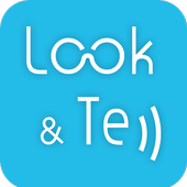 Look&Tell - Game live/Facebook live/YouTube live icon