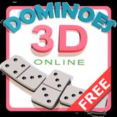 Dominoes 3D icon