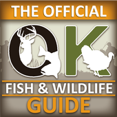 OK Fishing & Hunting Guide icon