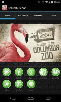 Columbus Zoo Mobile poster