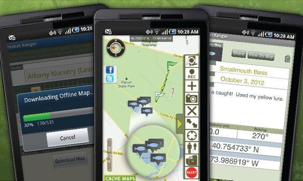 GA Fish & Wildlife Guide screenshot 1