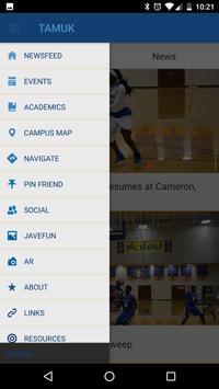 TAMUK screenshot 1
