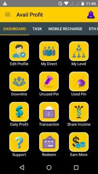 AvailProfit apk screenshot