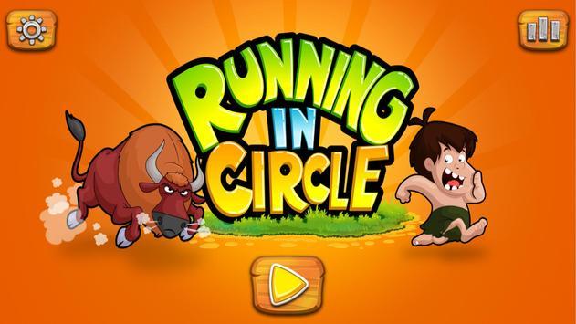 Running In Circle poster