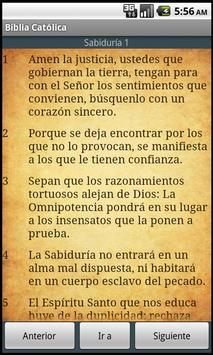 Biblia Latinoamericana poster