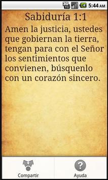 Biblia Latinoamericana apk screenshot