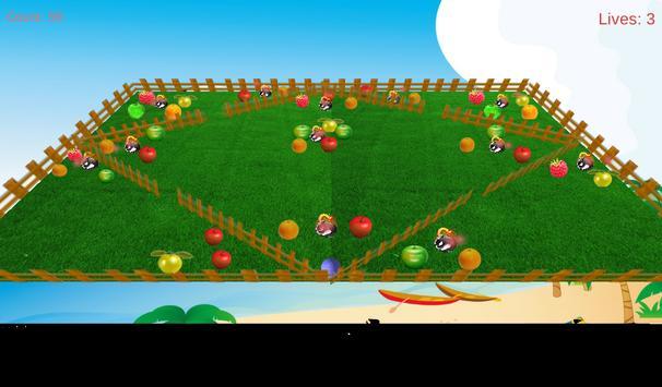 Fruit Crush 3D screenshot 12
