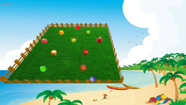 Fruit Crush 3D screenshot 1