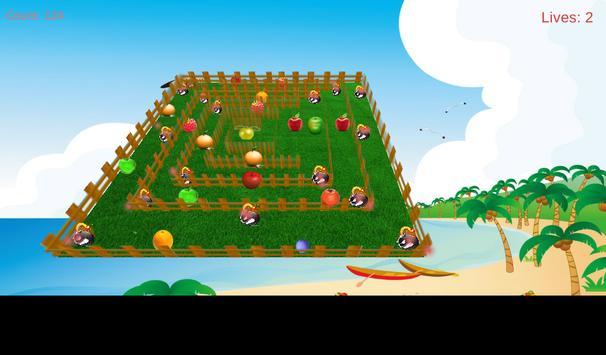 Fruit Crush 3D screenshot 4