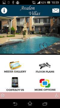 Avalon Villas Apartments poster