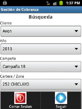 Aval Movil apk screenshot