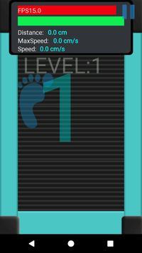 Finger Treadmill screenshot 1