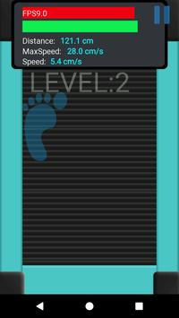Finger Treadmill screenshot 3