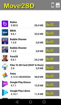 Move App to SD Card screenshot 2