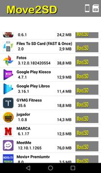 Move App to SD Card screenshot 3