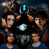 Wallpaper For Avatar The Last Air Bender icon