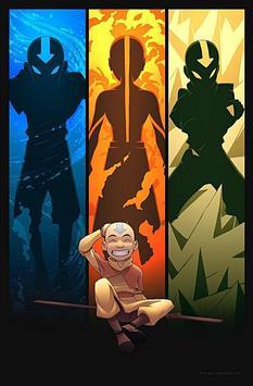 Wallpaper For Avatar The Last Air Bender screenshot 5