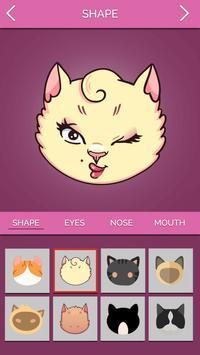 Cat: Emoji Maker poster