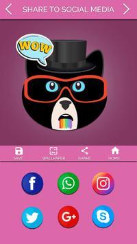 Cat: Emoji Maker screenshot 16