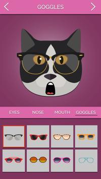 Cat: Emoji Maker screenshot 1