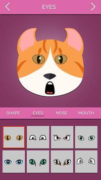 Cat: Emoji Maker screenshot 2