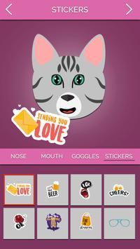 Cat: Emoji Maker screenshot 9
