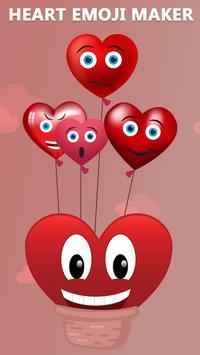Kalp emoji yapıcı Ekran Görüntüsü 10